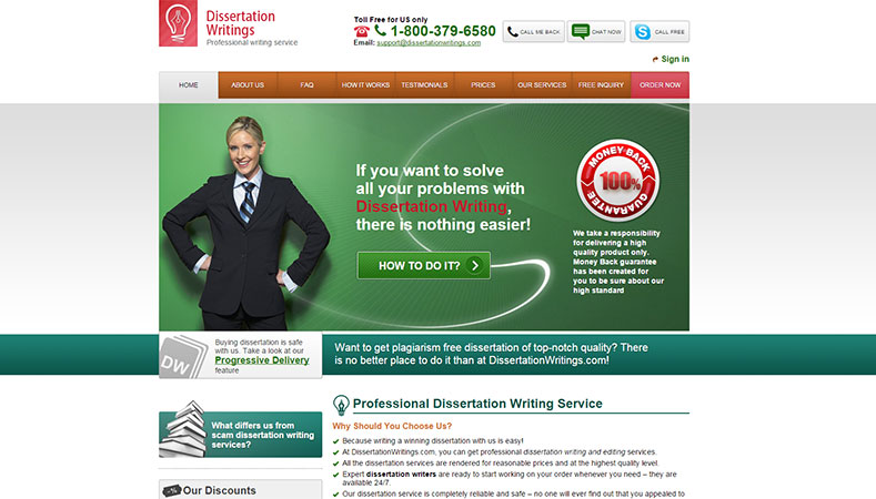 professional dissertation writers reviews