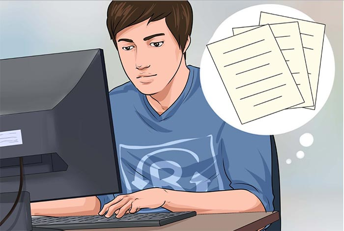 read and proofread your paper