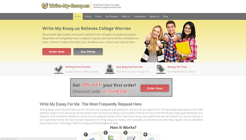 Get a custom essay from expert US & UK writers