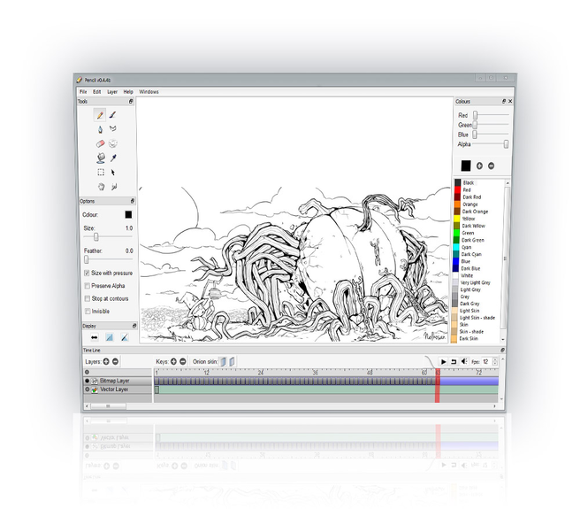Superb Free Animation Software
