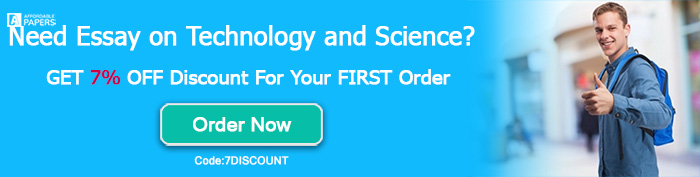 Sample Essay About Science And Technology