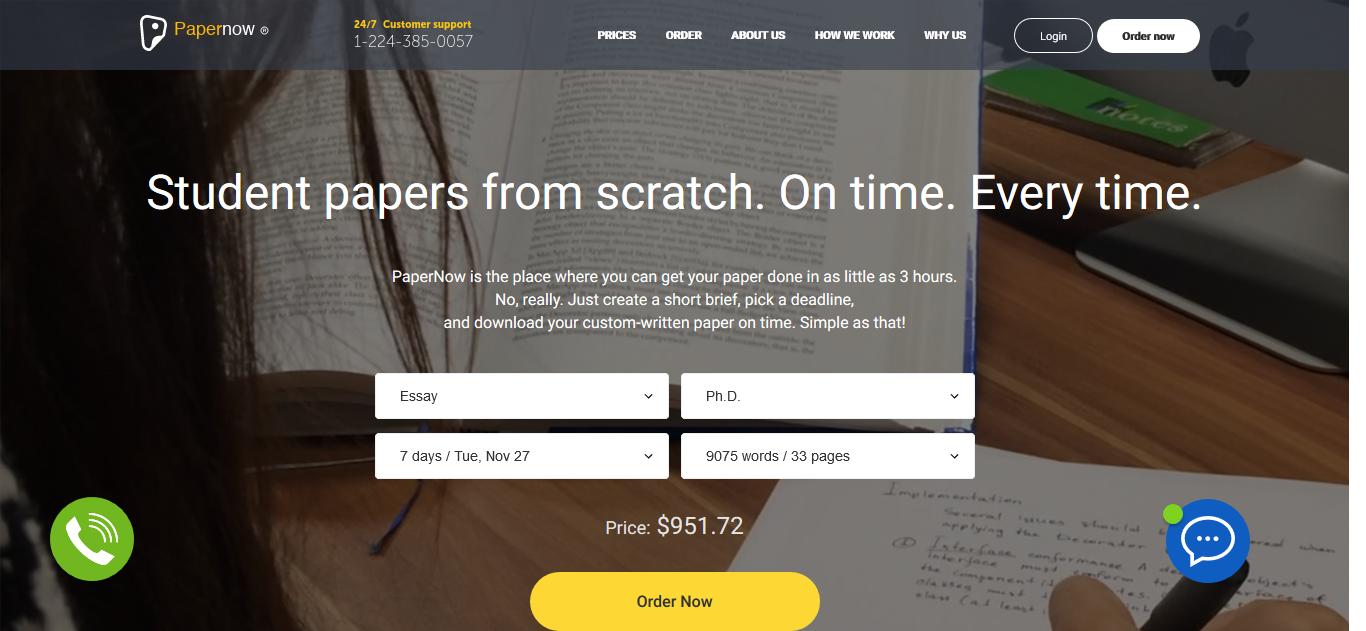 papernow.org website