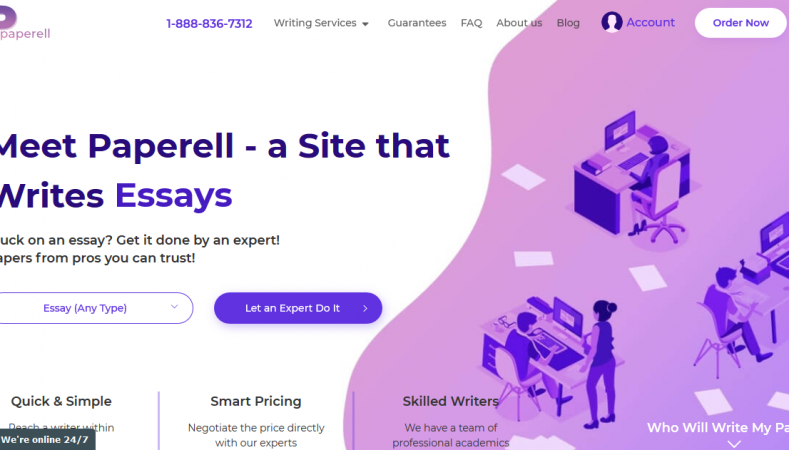 paperell website