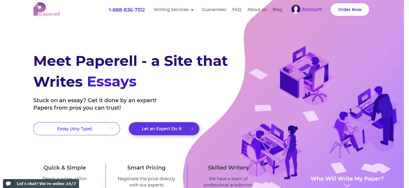 paperell website